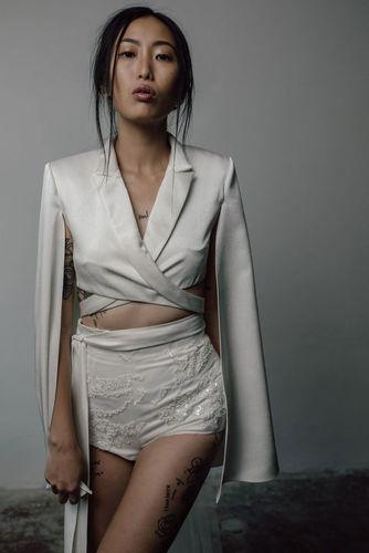 dope shorts dress photo