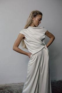 sleek top dress photo 1