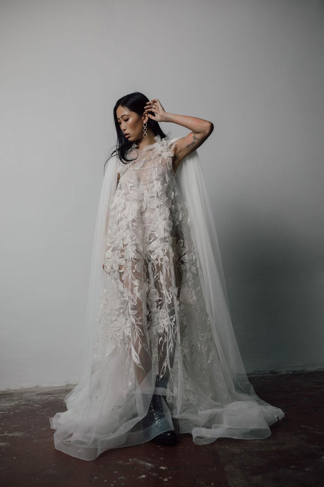 zoey dress wings dress photo