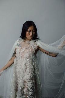 zoey dress wings dress photo 4