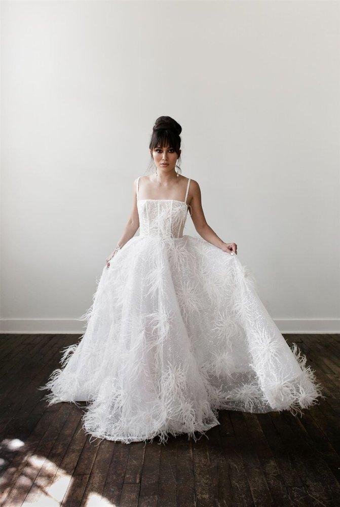 reign dress photo