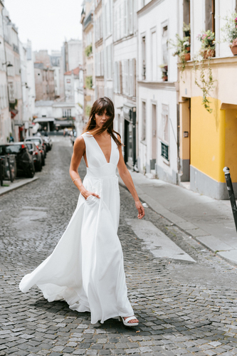 paris (always) a moveable feast (2021) collection dress photo