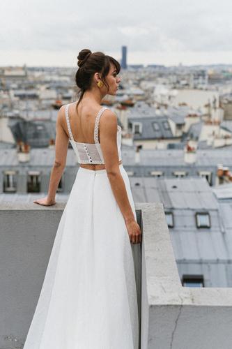 renoir / suzanne combo dress photo