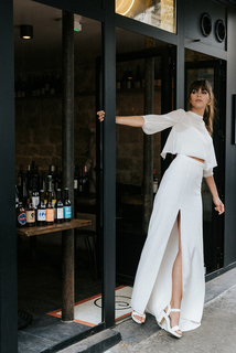 rouge / jane / lorette combo dress photo 2