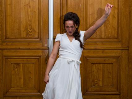 rosa cap sleeves / 4 lengths dress photo 1