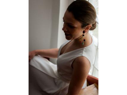 rosa / sleeveless dress photo 2
