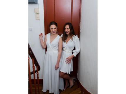 rosa / sleeveless dress photo 3