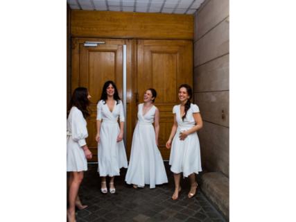 rosa / sleeveless dress photo 4
