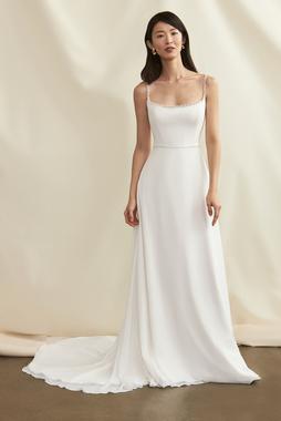 amber dress photo