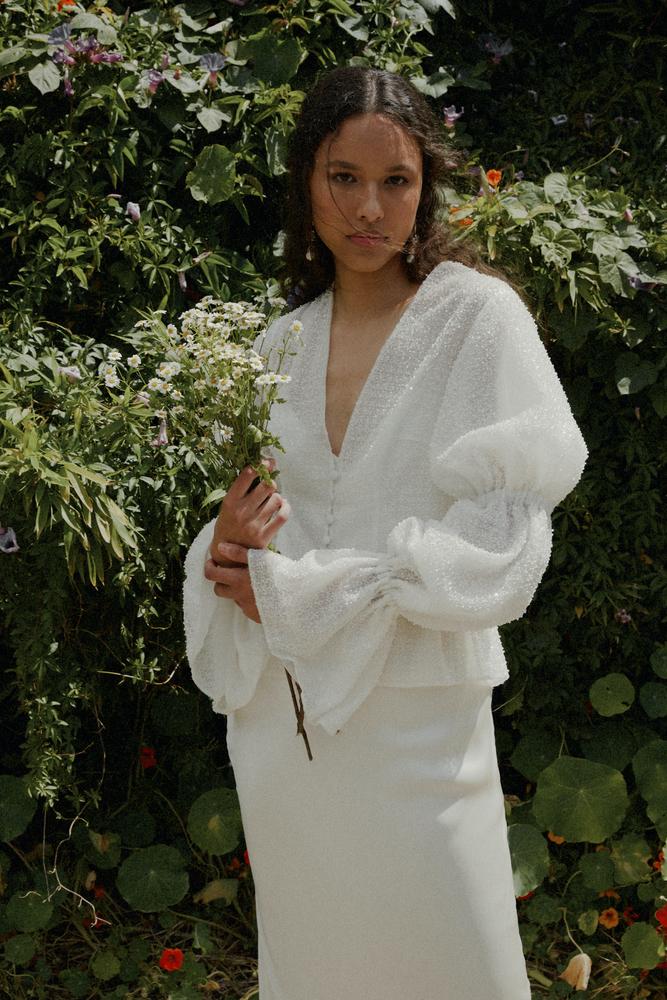 margot jacket dress photo