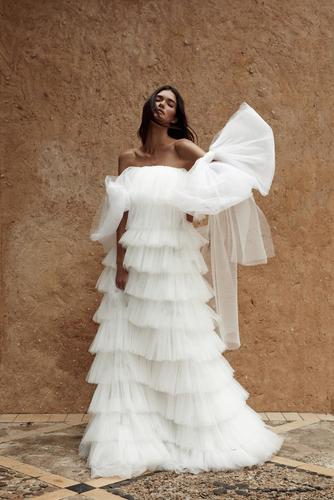 the rachel gown dress photo