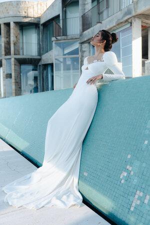 clematis dress photo