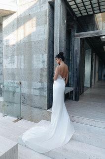 cyclamen dress photo 4