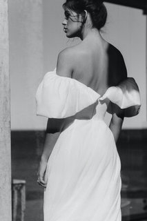 lavender dress photo 4