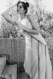 lilac dress photo 2
