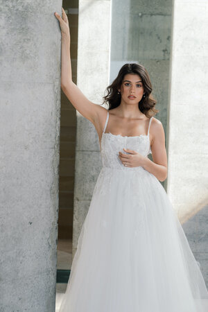 pansy dress photo