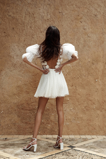 the rhiannon mini dress photo 3