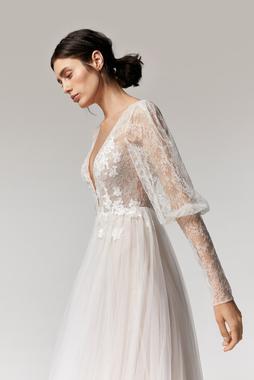 freesia dress photo