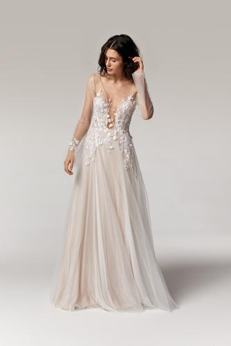 sapphire dress photo