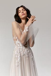 sapphire dress photo 3