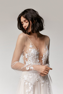 sapphire dress photo 4