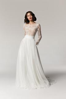 citrine skirt & duna top dress photo 1