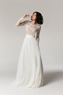 citrine skirt & duna top dress photo 2