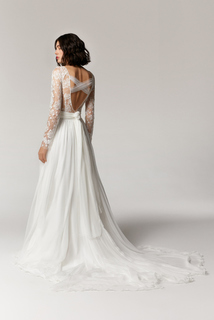 citrine skirt & duna top dress photo 3