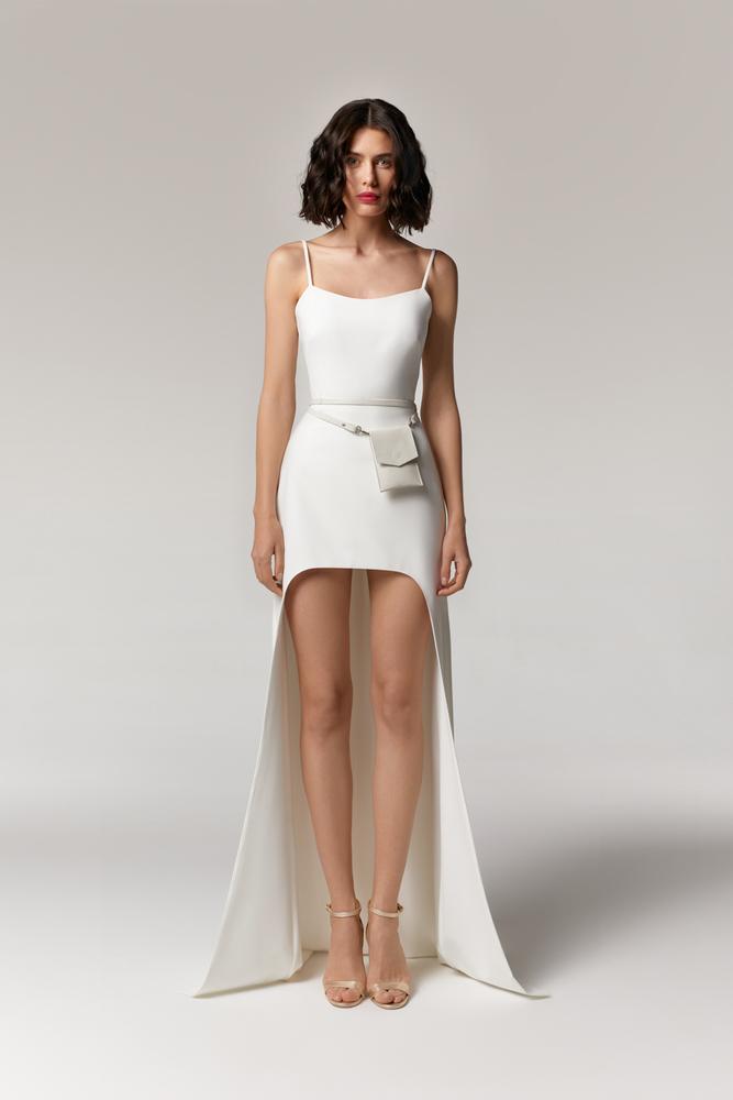 marvel skirt & meve top dress photo