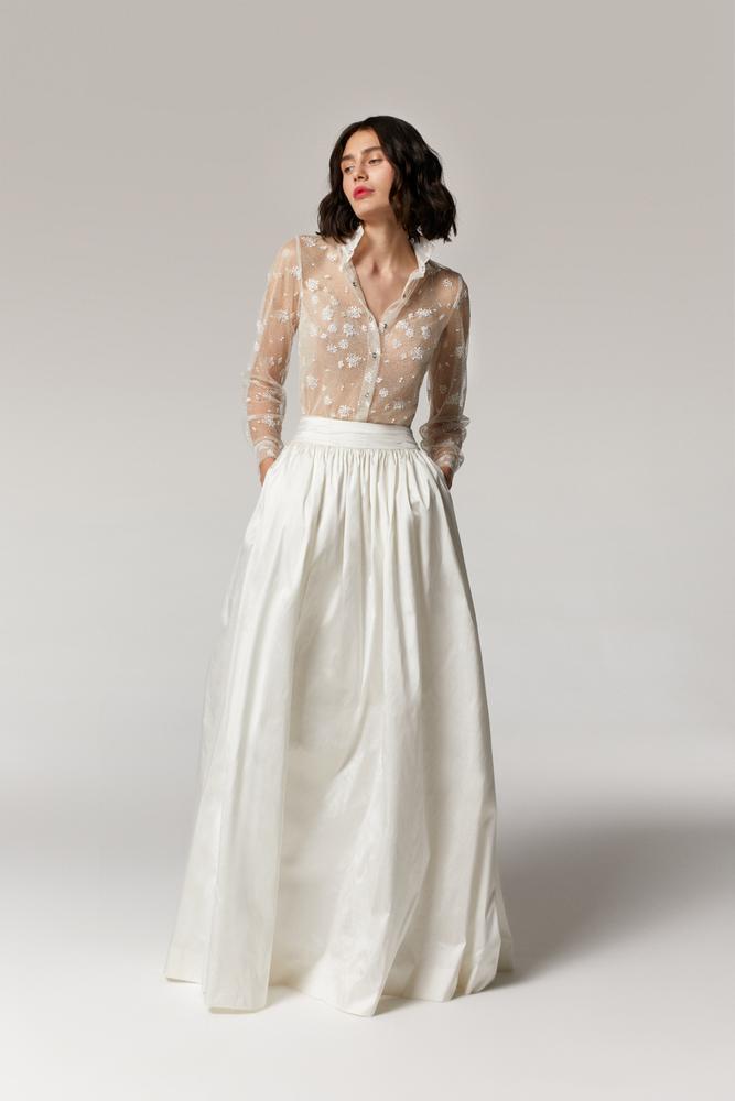opal skirt & orion top dress photo