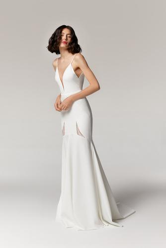sage dress photo