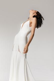 sage dress photo 2