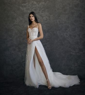 aline dress photo