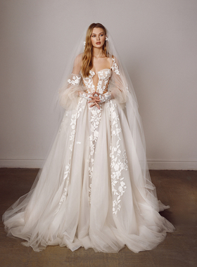 gale veil dress photo