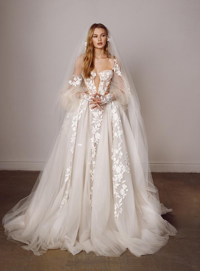 gale veil dress photo