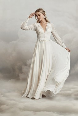 sherry gown dress photo