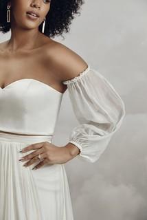 tamara sleeves dress photo