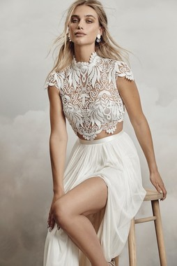 tori topper dress photo