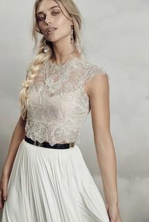 thea topper dress photo 1