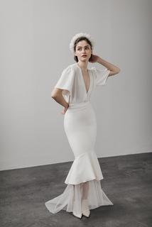 outfit sue short & long dress photo 2