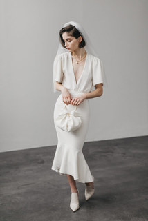 outfit sue short & long dress photo 4
