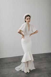 outfit sue short & long dress photo 1