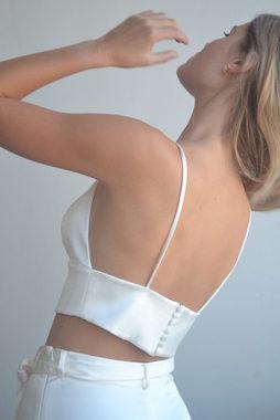 presley bralette dress photo