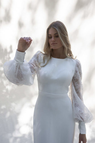 tinsley gown dress photo