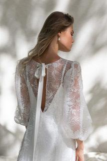 violette gown dress photo 4