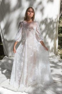 violette gown dress photo 5