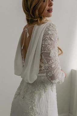 flynn gown dress photo