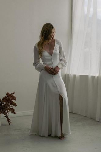 bennette gown dress photo