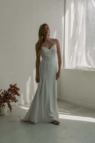 dahlia slip  dress photo