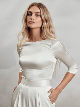 hayden top  dress photo